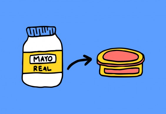 Food Swaps: Hummus
