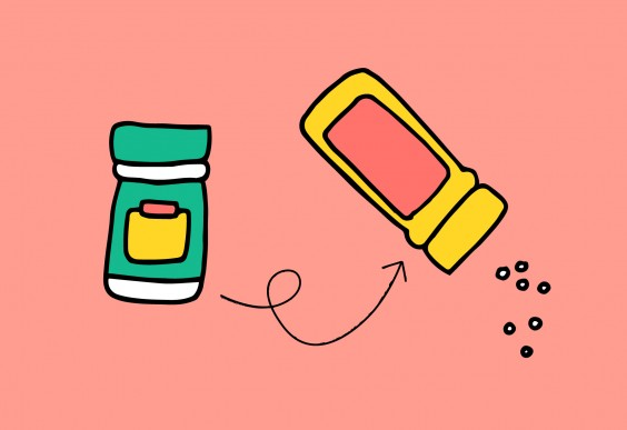 Food Swaps: Nutritional Yeast