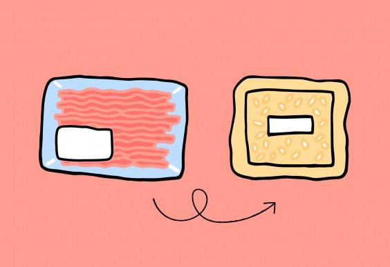 Food Swaps: Tempeh
