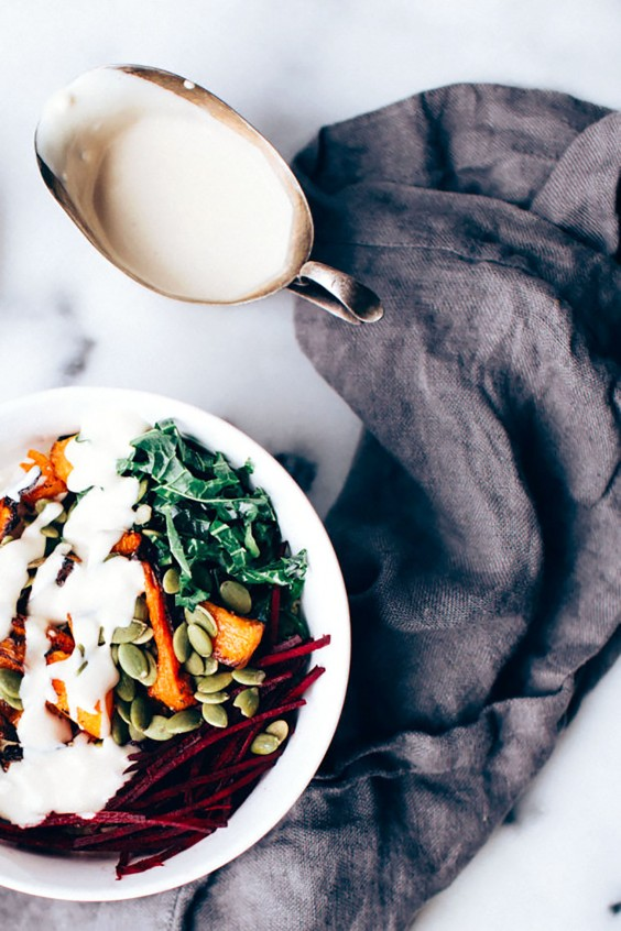 Healthy Grain Bowls: Millet Nourish Bowls