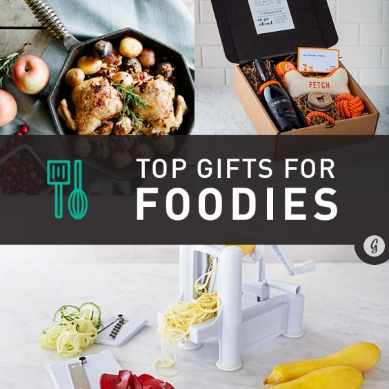 the best holiday gifts for foodies greatist. Black Bedroom Furniture Sets. Home Design Ideas