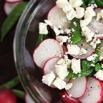 Fresh Pea Radish Salad_150sq