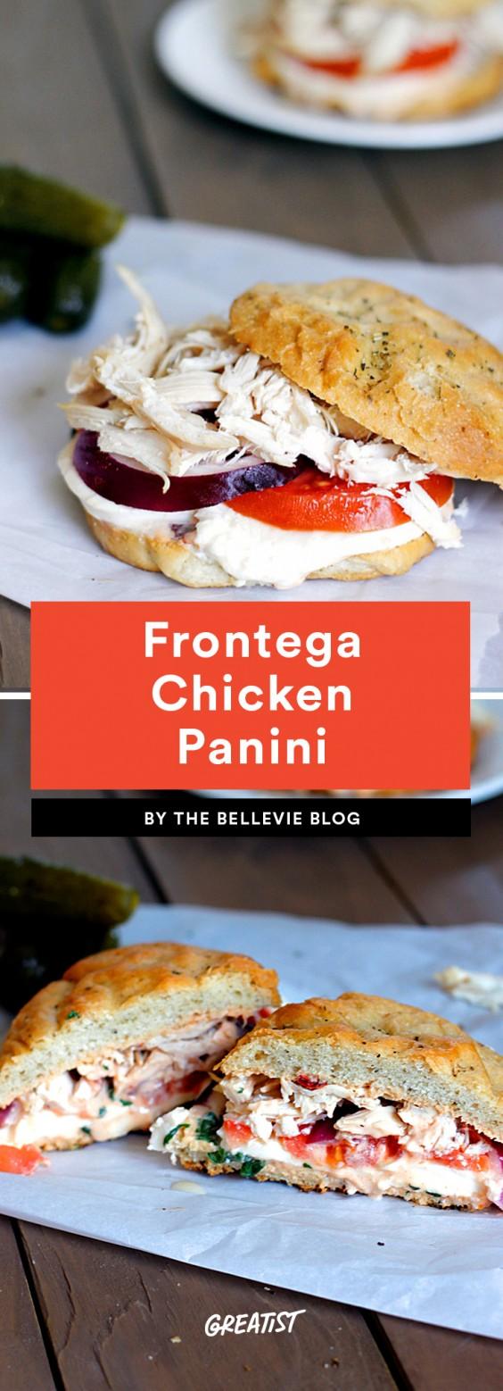 Frontega Chicken Panini