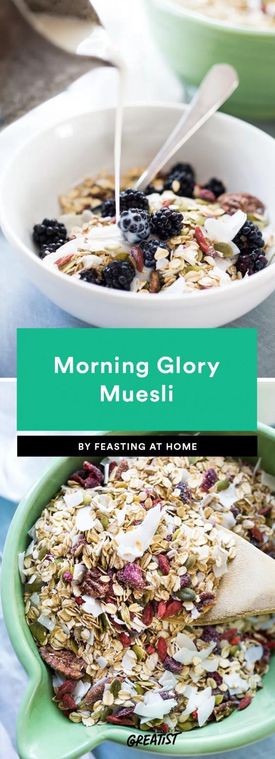 Morning Glory Muesli