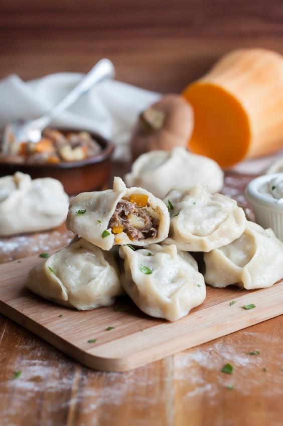 9. Uzbek Steamed Dumplings