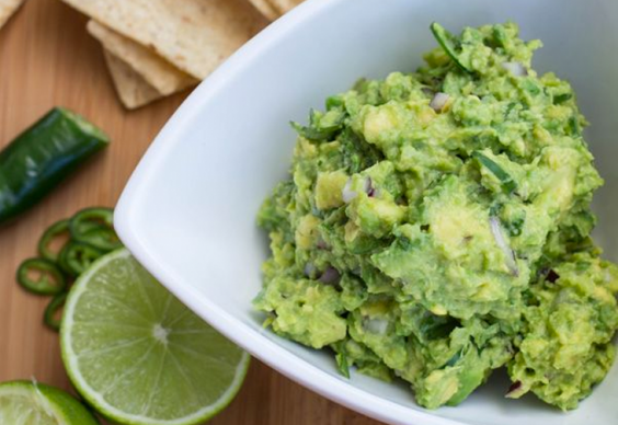 Super Simple Guacamole Recipe