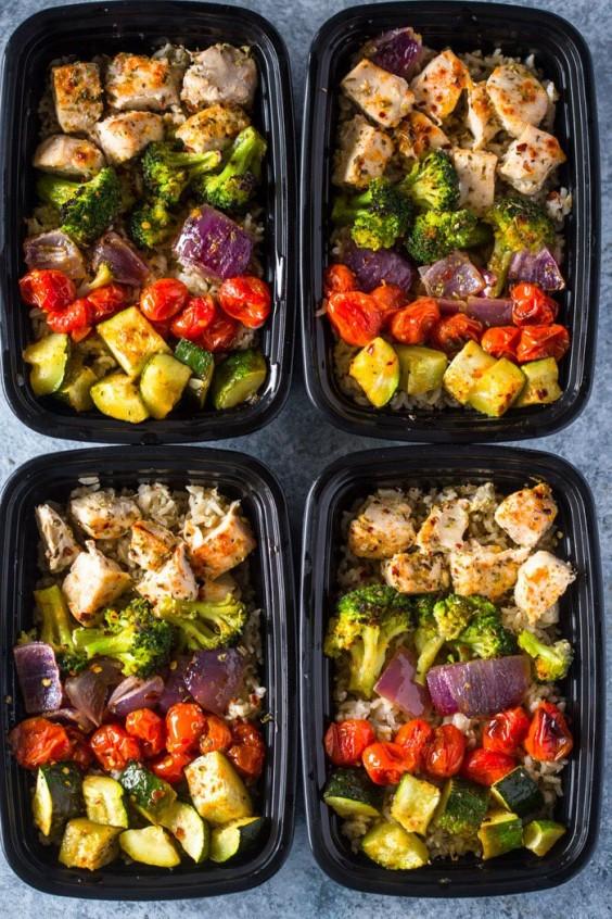 Healthy easy to prepare food recipes