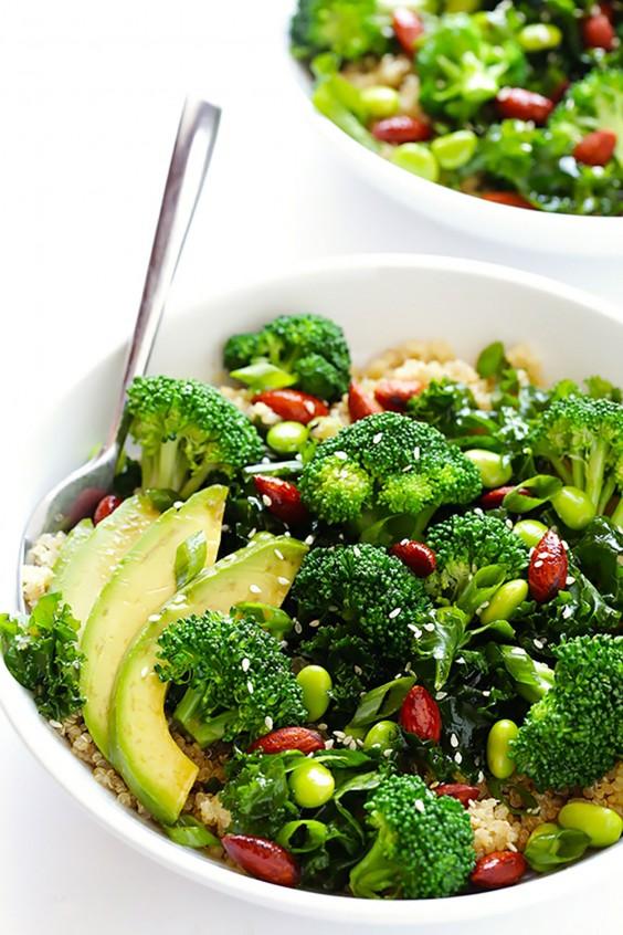 Healthy Grain Bowls: Easy Superfood Quinoa Bowl