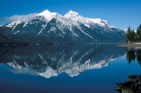 10. Glacier National Park, Montana