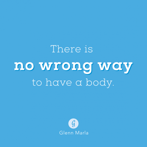 Body-Positive Mantras