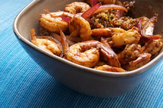 Zesty Shrimp