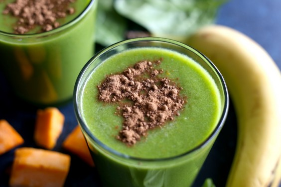 Healthy Subscription Box Meals: Green Blender