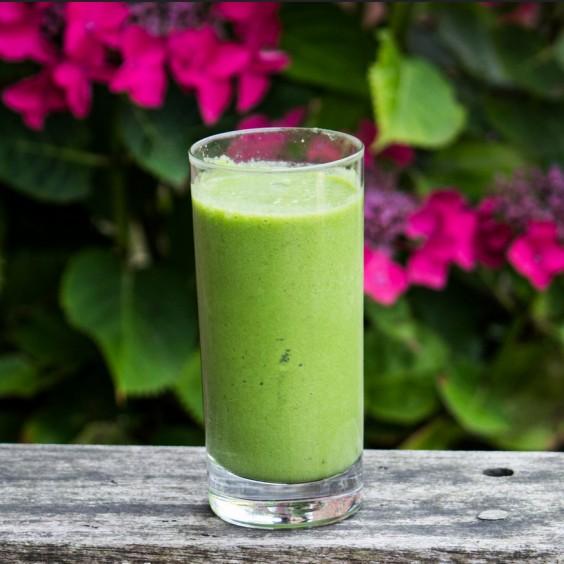 Green Monkey Smoothie