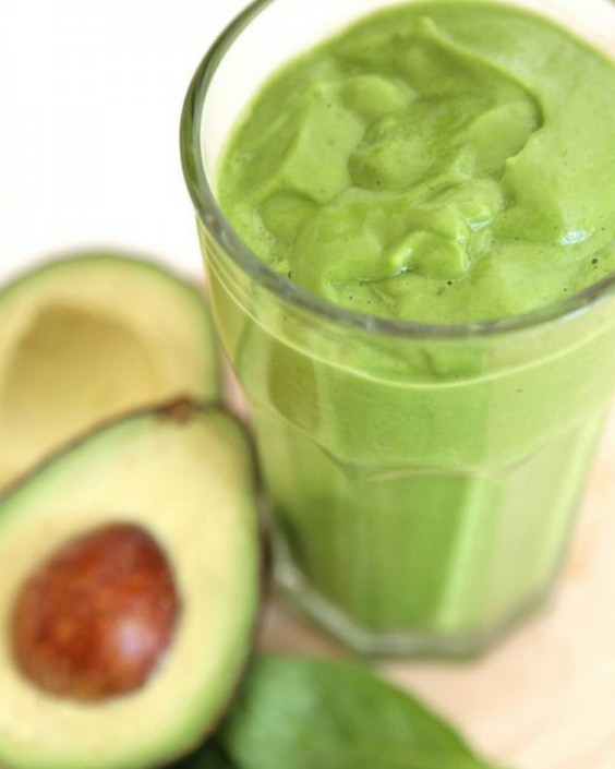 Snickerdoodle Green Smoothie