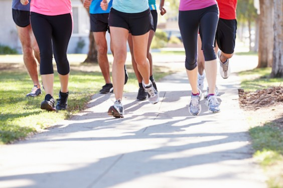 18 Ways to Change Up Your Running Routine: Get Social