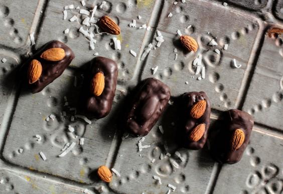 Healthier Halloween Candy: Almond Joy
