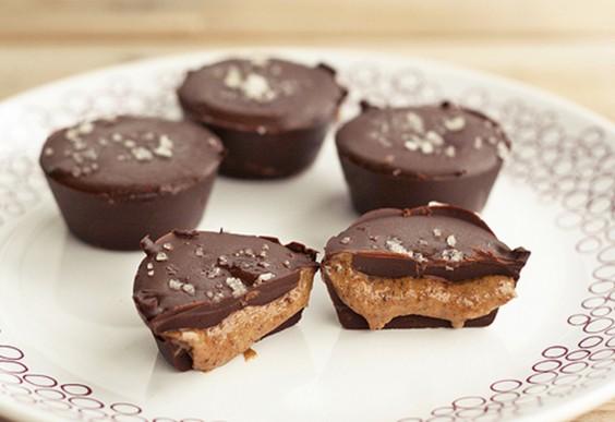 Healthier Halloween Candy: Peanut Butter Cups