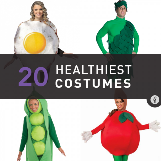 Healthy and Hilarious Halloween Costume Ideas