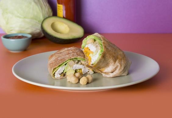 Healthy Burrito