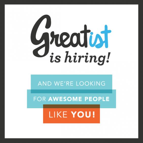 Greatist jobs