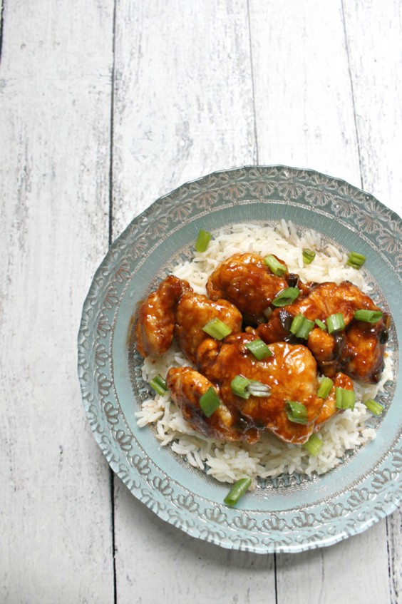 Paleo Recipes: Paleo Honey Sesame Chicken