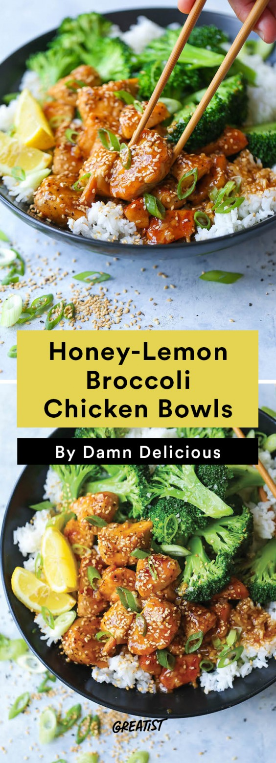 Damn Delicious 2: Chicken and Broccoli