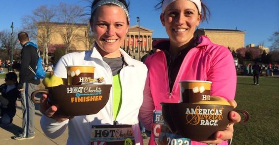 Themed Races: Hot Chocolate 5K 15K