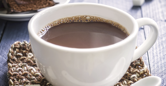 Healthier Ways to Satisfy Your Sweet Tooth: Hot Chocolate