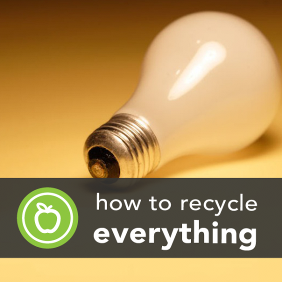 How to Recycle Everything