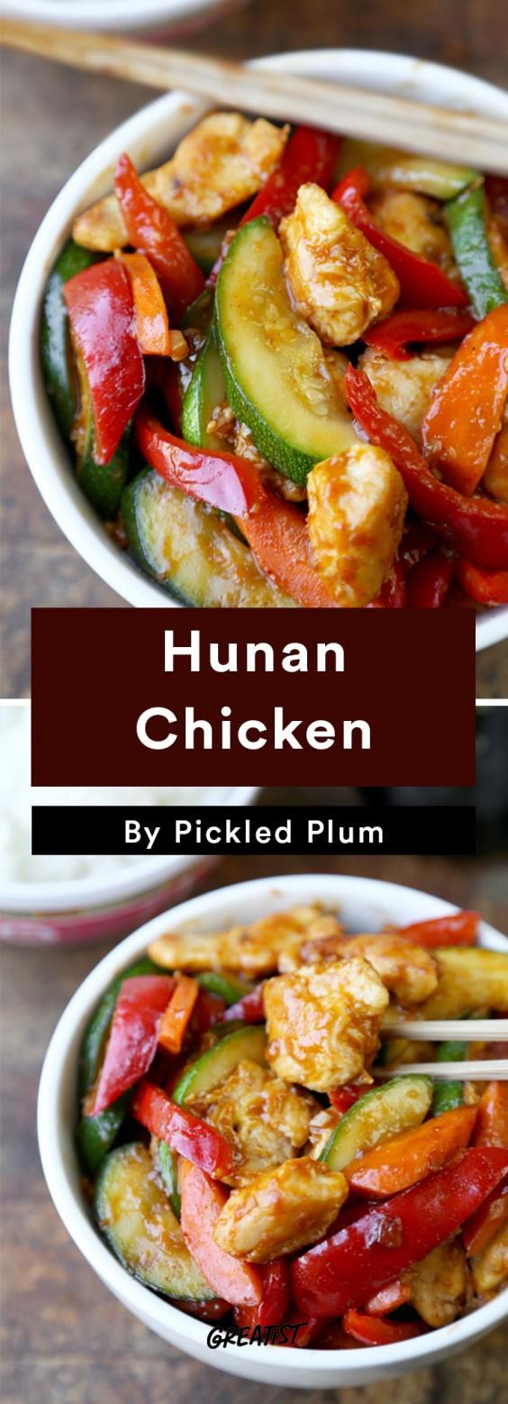 Pickled Plum: Hunan Chicken