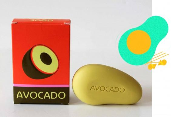 Avocado Soap Bar
