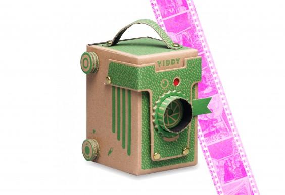 Viddy DIY Pinhole Camera Kit