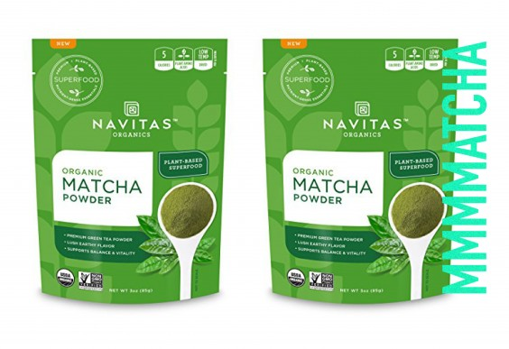 Navitas Organics Matcha Powder