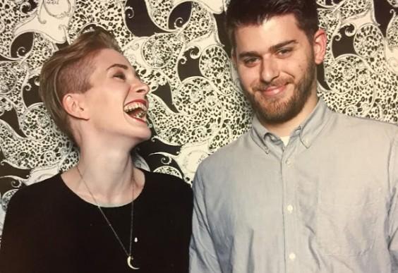 Rebecca and Michael