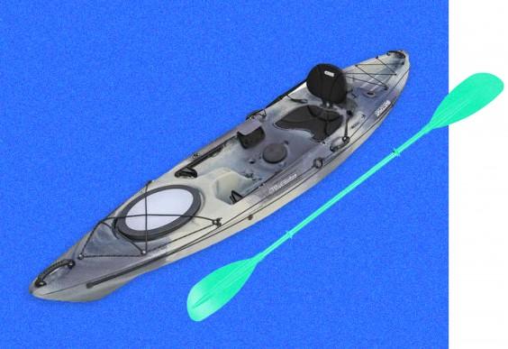West Marine Pompano Angler Kayak Cyber Monday Sale