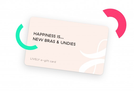 Lively Gift Card
