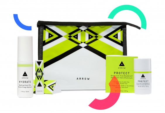 Arrow Limited Edition Freshen Up Kit