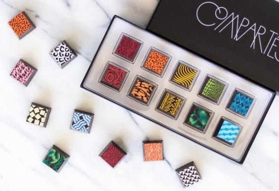 Compartes chocolates