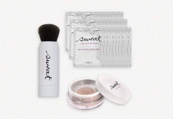 Sweat Cosmetics Starting Lineup