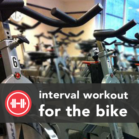 Interval Workout for the Bike