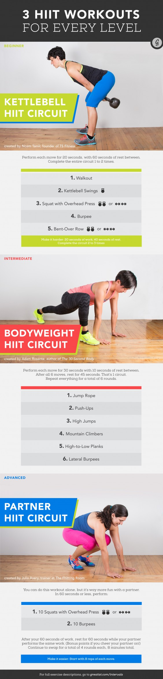 Interval Training Workouts for Every Level