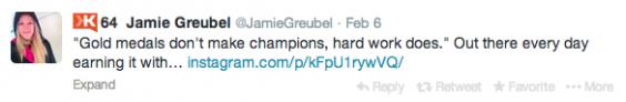 Jamie Greubel