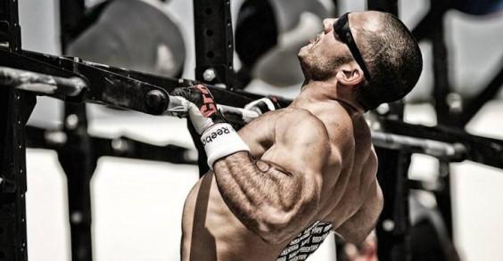 Jason Khalipa's 20-Minute Bodyweight Workout