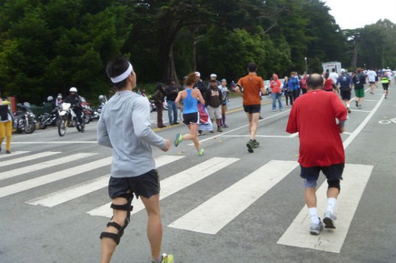 how to train for a half marathon in one month
