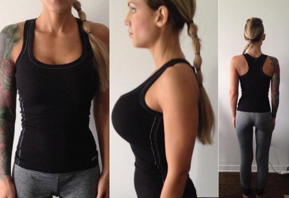 Body Image: Jenna Vecchio Facebook Photos