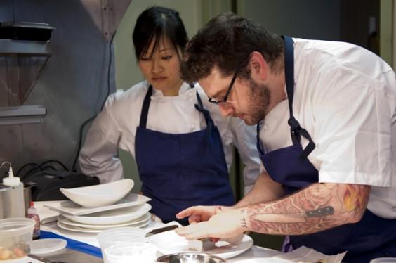 Jesse in Kitchen