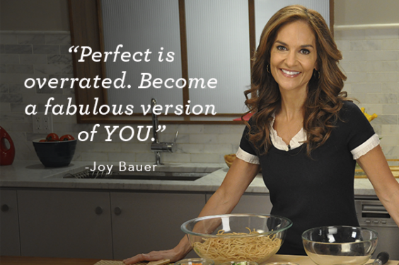 Joy Bauer Quote