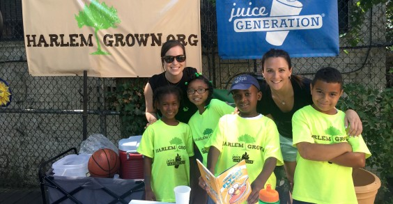 Juice Generation Employees With Kids