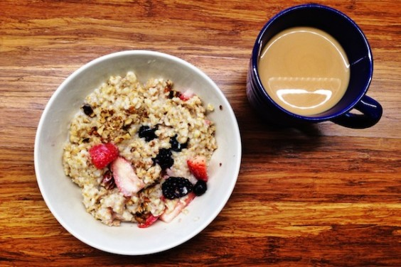 Olympian Breakfast Steel Cut Oatmeal