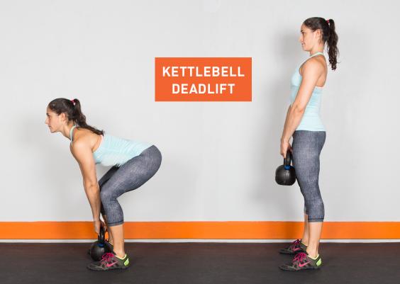 KBSwing 22 Kettlebell Exercise: Kettlebell Workouts For Women